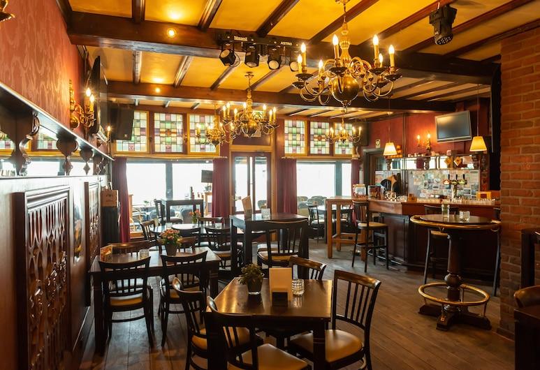Hotel en Grand Café de Pauw, Roermond, Hotelli baar