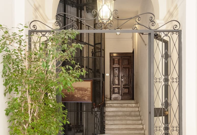 Trinity Luxury Rooms, Rome, Koridor