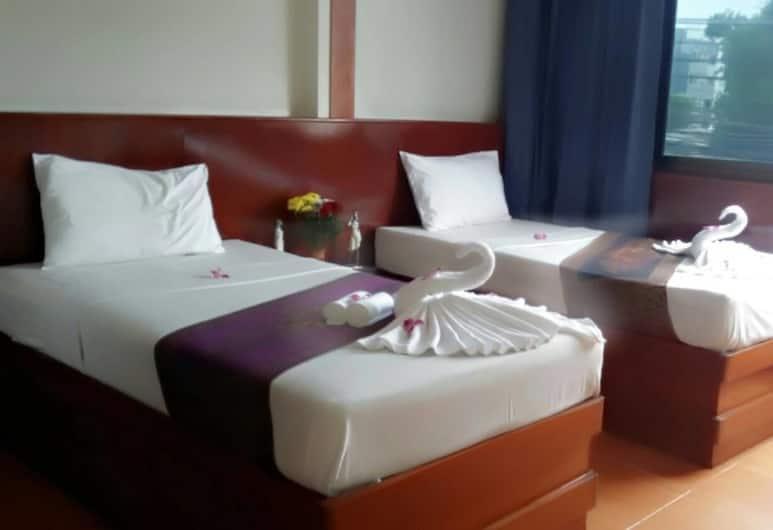 Patong Sub Inn, פטונג, Superior Twin Room, חדר אורחים