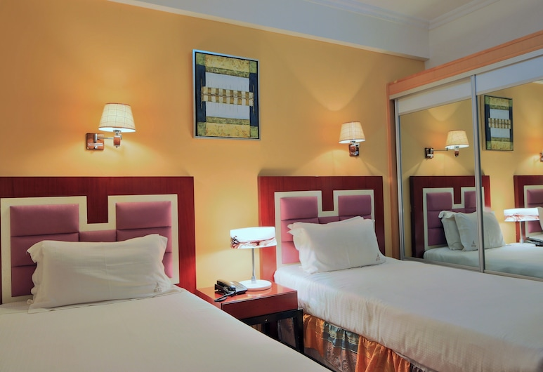 Hotel Roma Ritz Huambo, Huambo, Twin Room, Guest Room