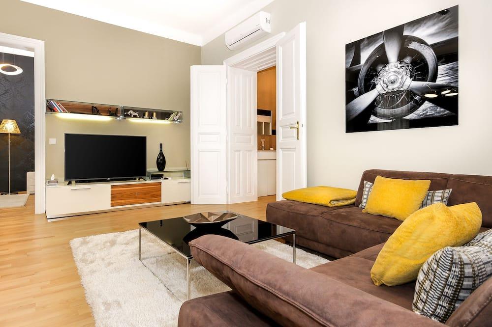 Deluxe Apartment, 3 Schlafzimmer, Küche - Profilbild