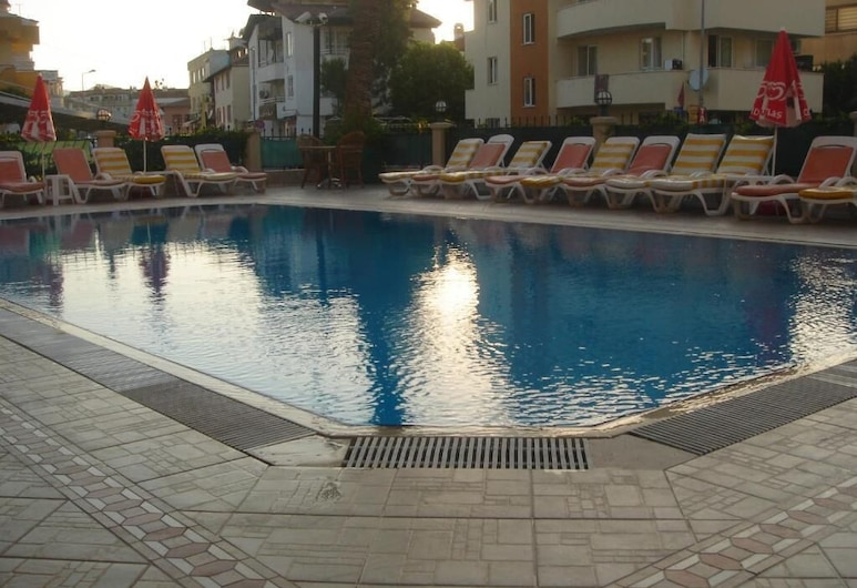 Marina Apart Otel, Marmaris, Vonkajší bazén