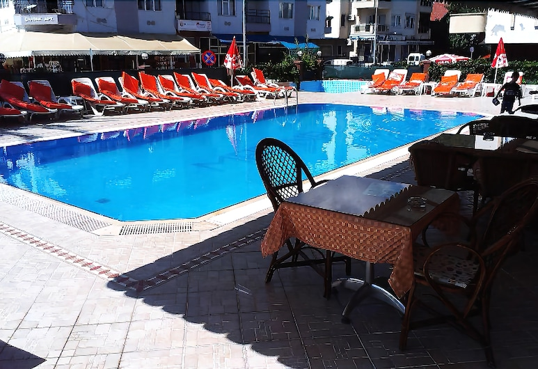 Marina Apart Otel, Marmaris, Açık Yüzme Havuzu