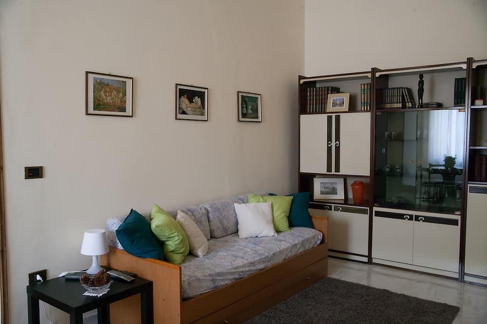 Appartamento, 2 camere da letto, 2 bagni - Soggiorno
