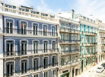 Lizbona — zdjęcie hotelu Almaria Ex Libris Chiado