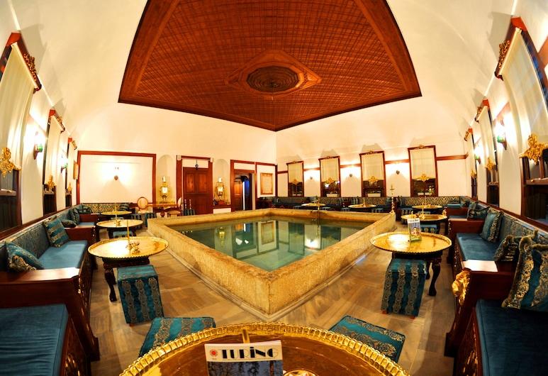 Havuzlu Asmazlar Konagi, Safranbolu, Ruang Istirahat di Lobi