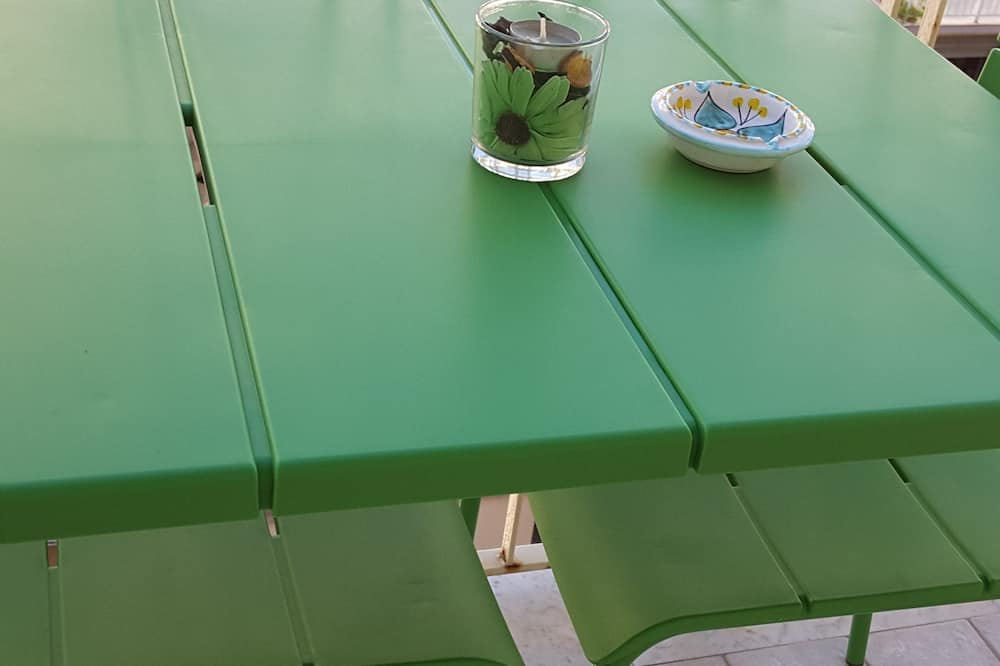 トリプルルーム - バルコニー