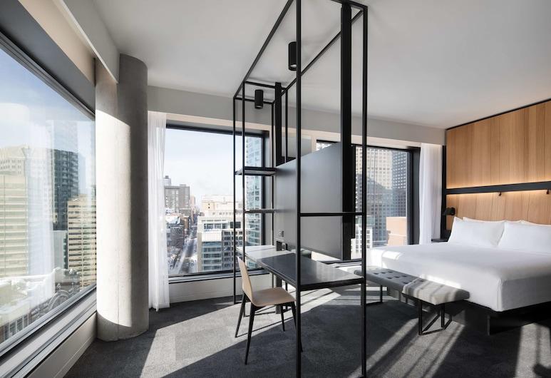 Hotel Monville, Montreal, Suite (Monville, Upper Floor), Guest Room