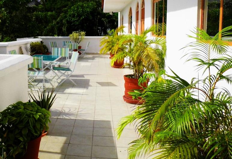 D'Cesar Hotel Acapulco, Acapulco de Juárez, Terraza o patio