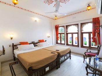 Foto do FabHotel Devraj Lakeview em Udaipur