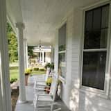 Grand-suite - 3 soveværelser - Terrasse/patio