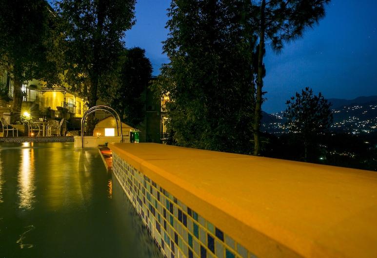 THE FERN HILLSIDE RESORT BHIMTAL, Nainital, Pool