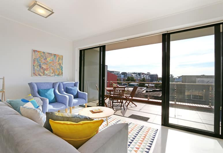 Rockwell Suites by Totalstay, Le Cap, Appartement, 2 chambres, Coin séjour
