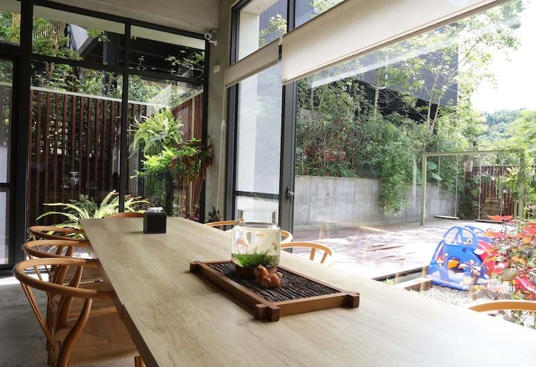 Sun Moon Inn, Yuchi, Quintal