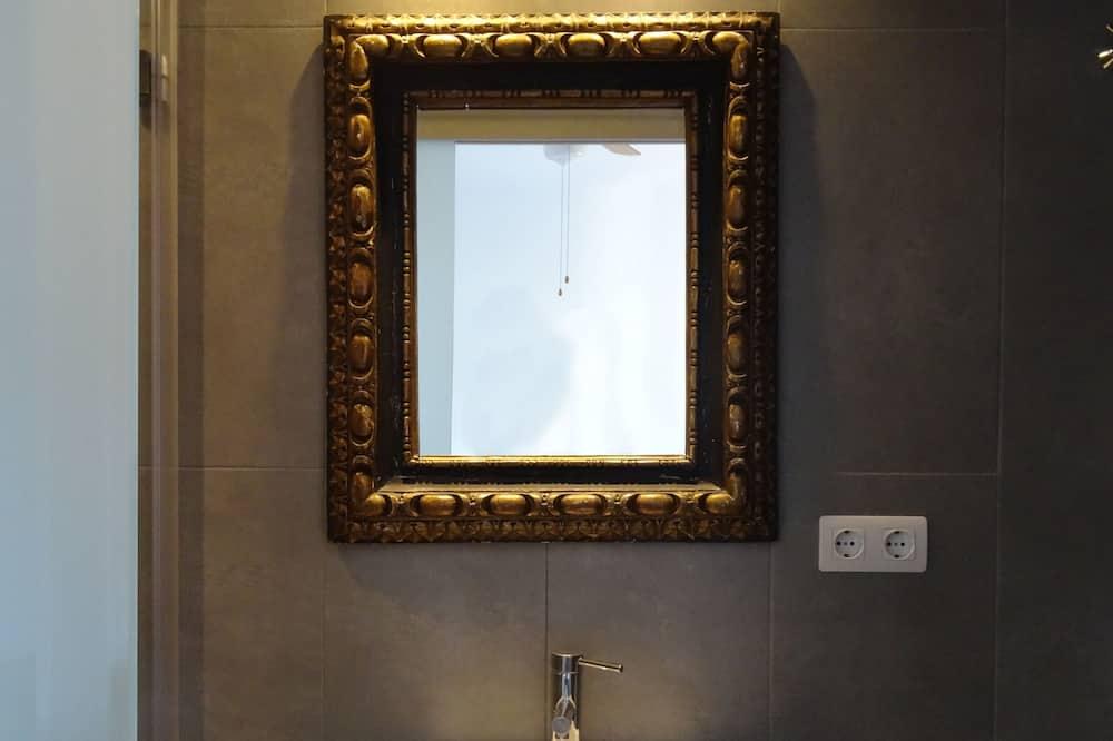 Doppelzimmer (La Palmera) - Badezimmer