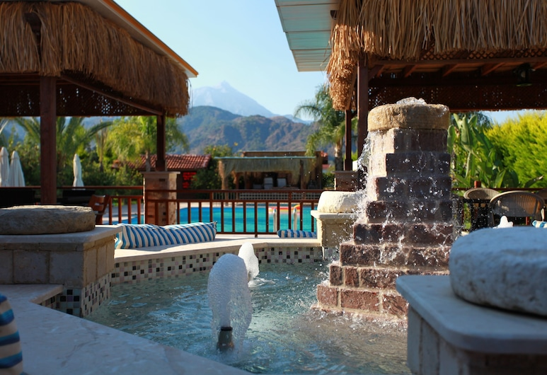 Azur Hotel, Kemer, Outdoor Pool