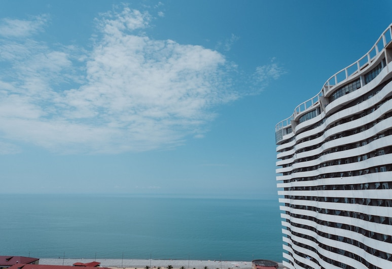 Tangerine Apart Hotel Batumi, Batumi, Standard Double or Twin Room, Sea View, Guest Room View