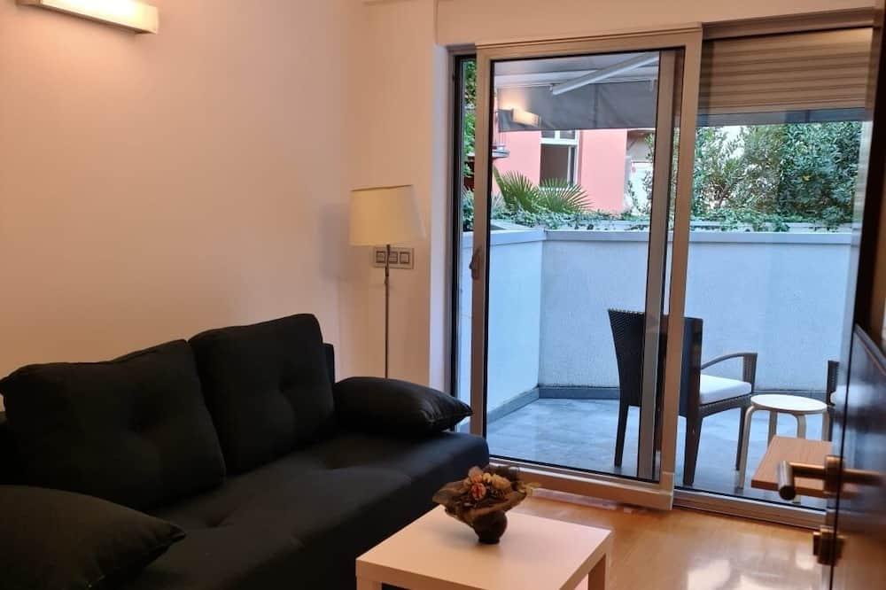 Junior Suite, 1 Bedroom, Terrace - Living Area