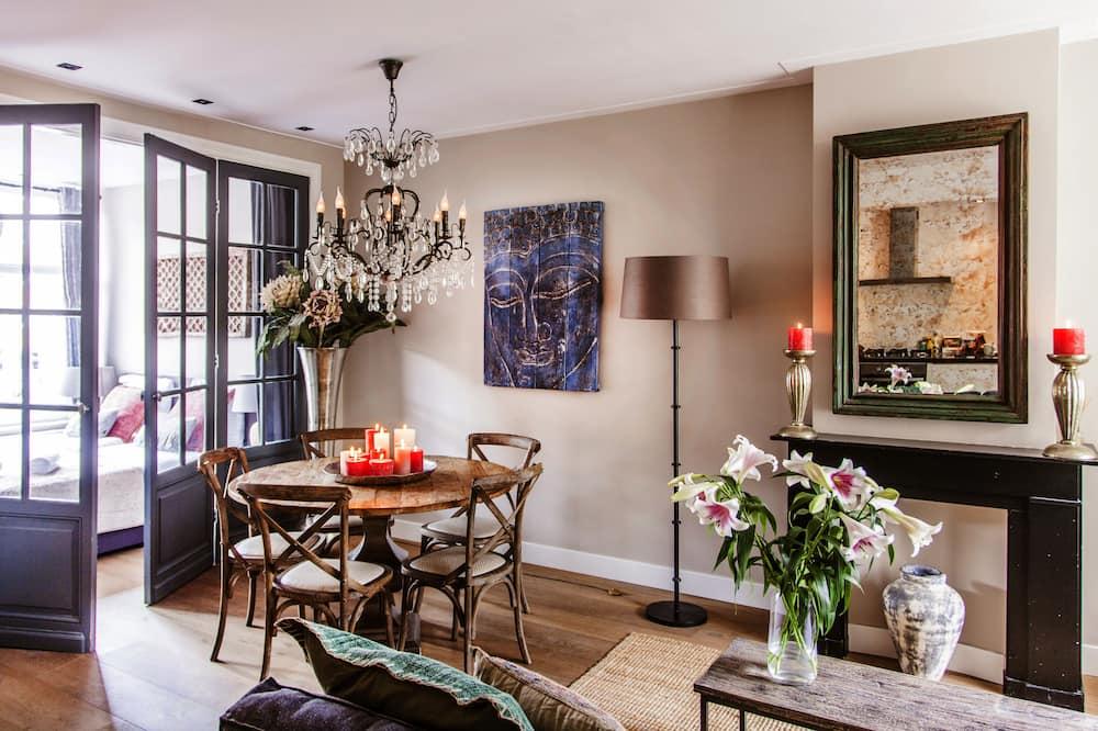 Stunning Apartment, 2 bedroom - Sala de estar