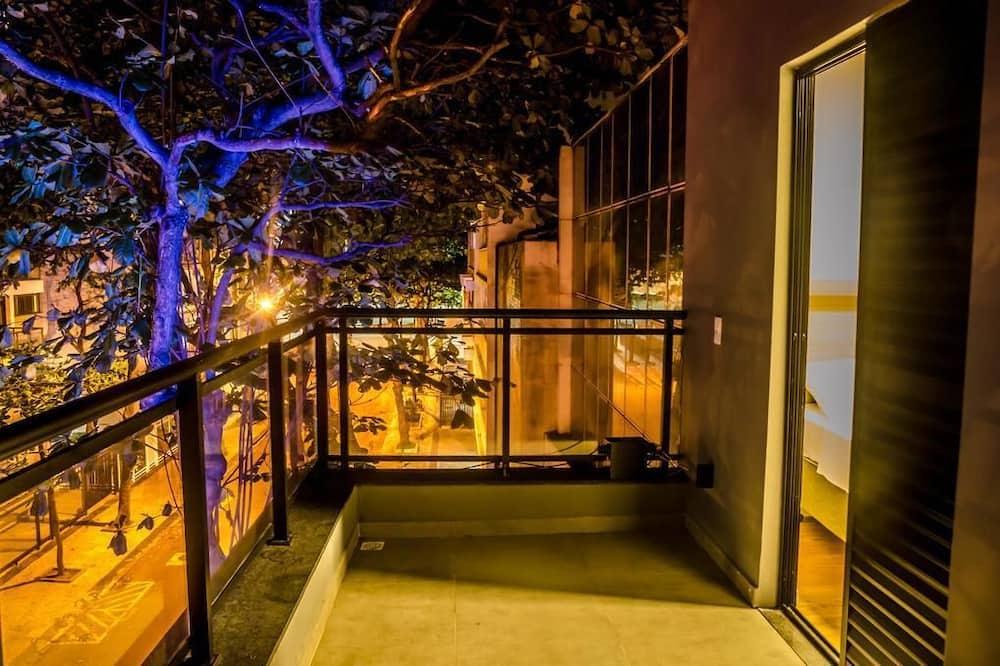 Superior-sviitti, 1 keskisuuri parisänky - Terassi/patio