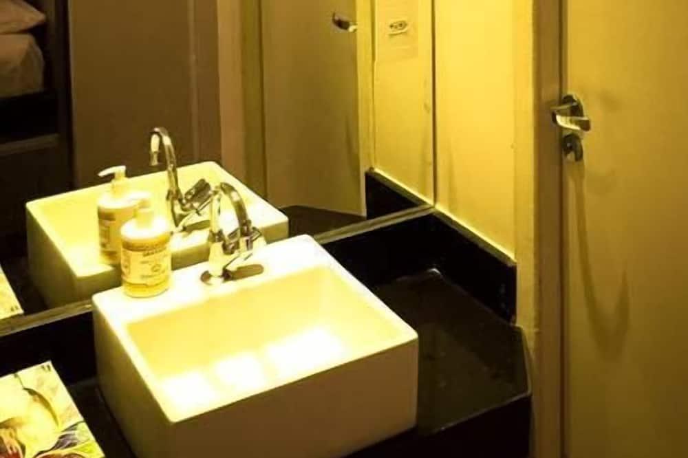 Yhteismajoitus, Sekamajoitus (8 beds) - Kylpyhuone