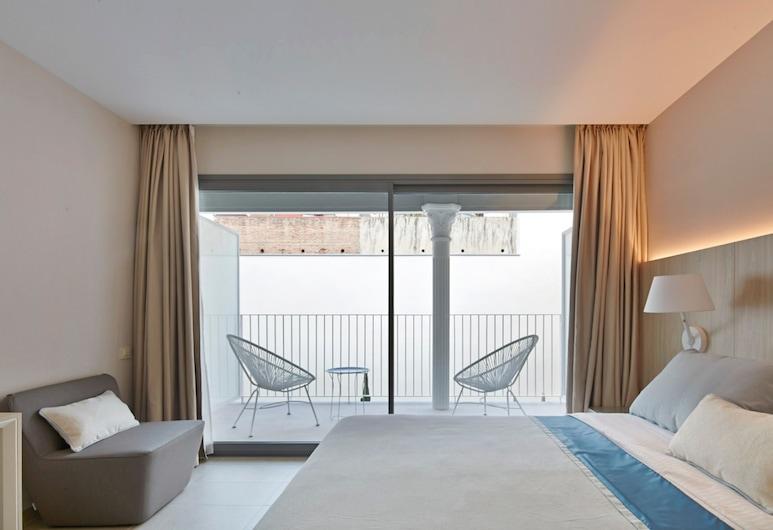 Hotel Omnium, Barcelona, Quarto Duplo Standard, Quarto