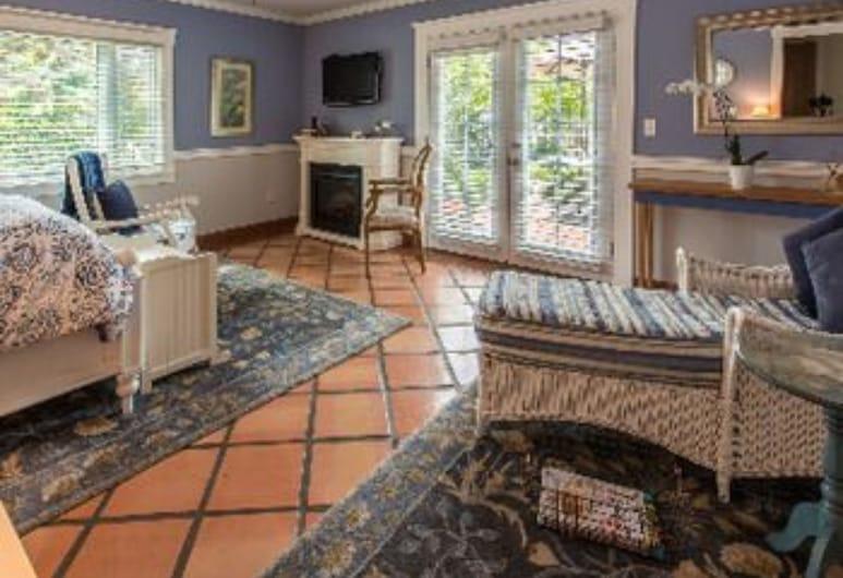 Kate Stanton Inn, Encinitas, Apartmán, súkromná kúpeľňa (Nantucket), Hosťovská izba