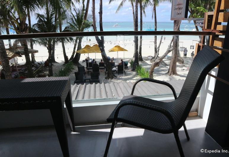 Zuzuni Boutique Hotel, Boracay Island, Terraço/Pátio Interior