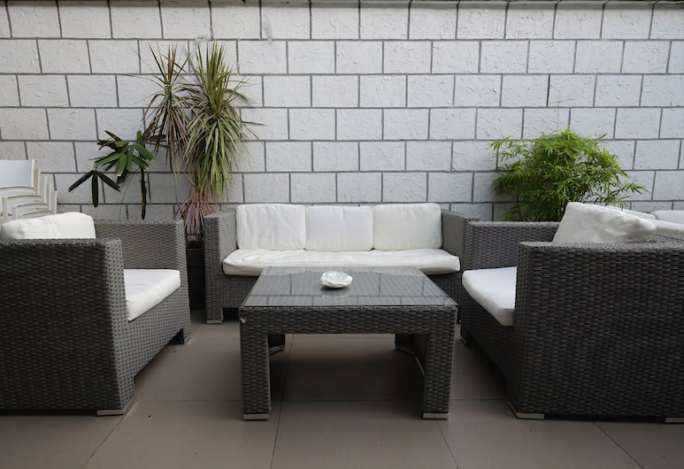 Magno Suites, Malabo, Terrace/Patio