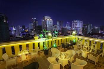 Fotografia do The Mou Hotel em Phnom Penh