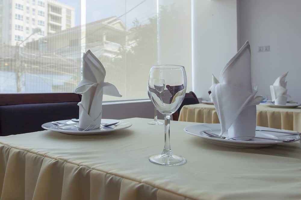 Spisning på værelset