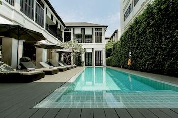 Selline näeb välja 99 The Heritage Hotel, Chiang Mai