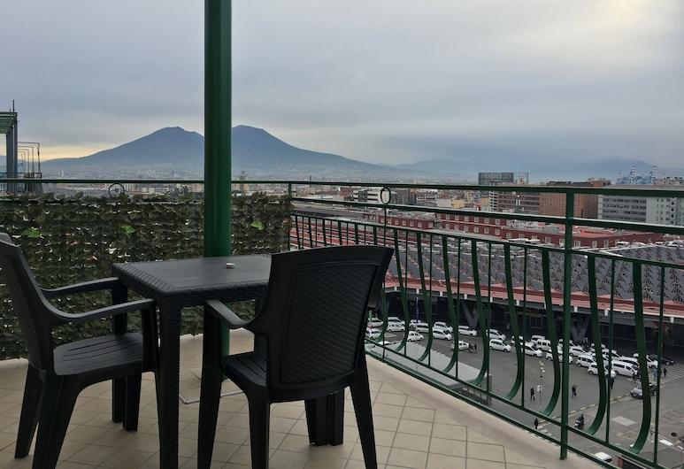 Top Floor, Napoli, Terrazza/Patio