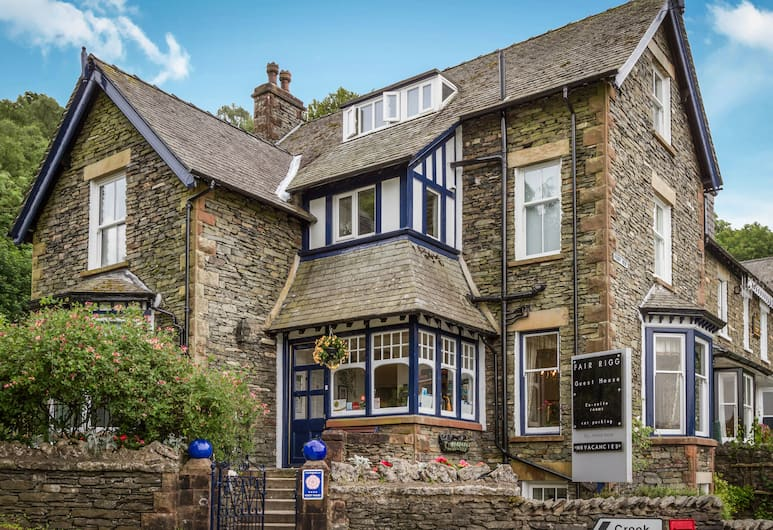 Fair Rigg, Windermere, Hotel Front