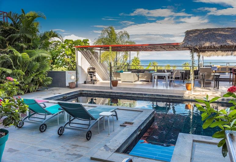 Villa les Orchidées, Nosy Be, Kamar Klasik, Pemandangan Kamar Tamu