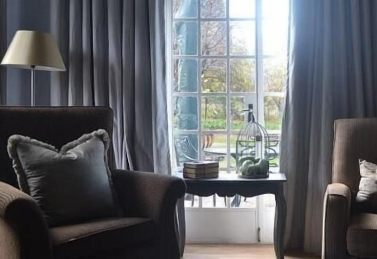 Ambleside Clarens Self Catering Cottages, Clarens, Rodinná rekreačná chata, 3 spálne (Ambleside), Obývacie priestory