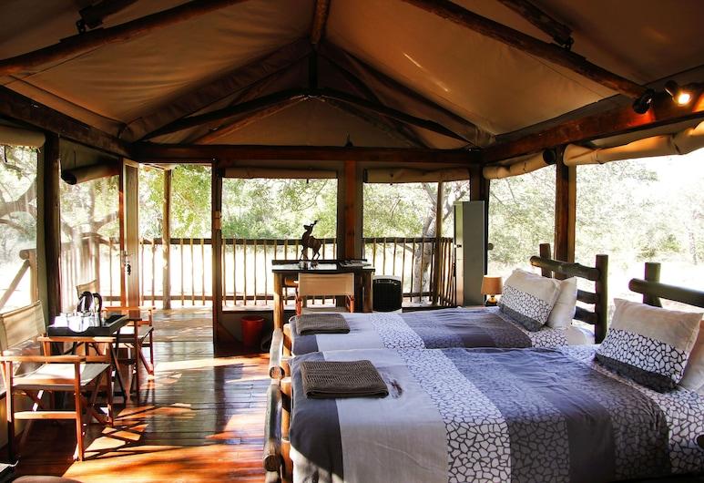 Iphofolo Lodge, Віво, Розкішний намет, 1 спальня (Tented Camp), Номер