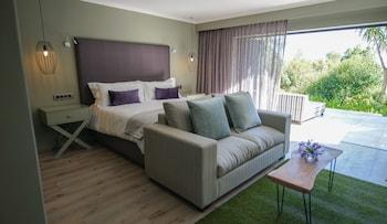 Obrázek hotelu Silver Forest Boutique Lodge and Spa ve městě Kapské Město