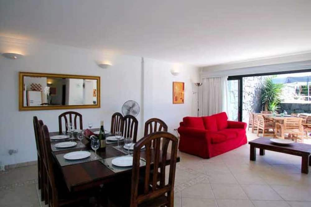 別墅 - 客房餐飲服務