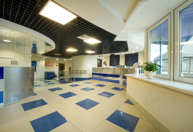 Hotel Arena, Minsk, Lobby