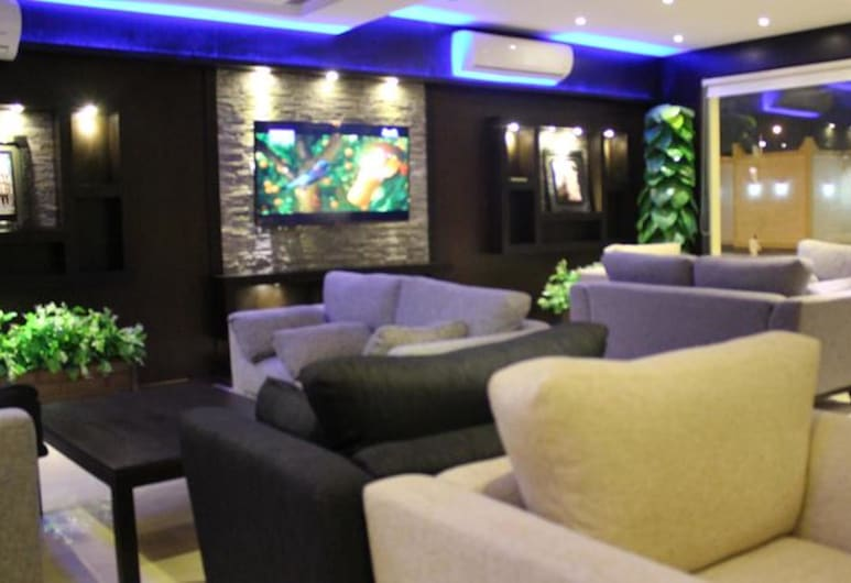 Shams Al Khayal Hotel Apartments, Riyadh, Interior Entrance