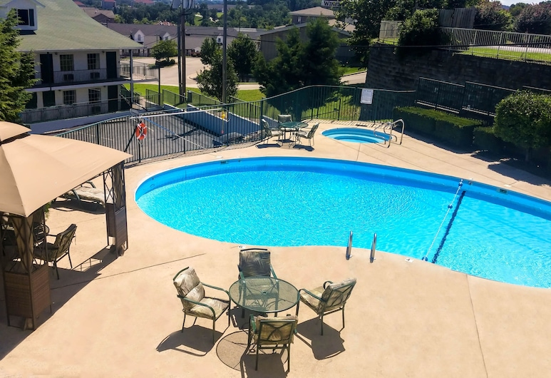 Branson King Resort and Suites, Branson, Outdoor Pool