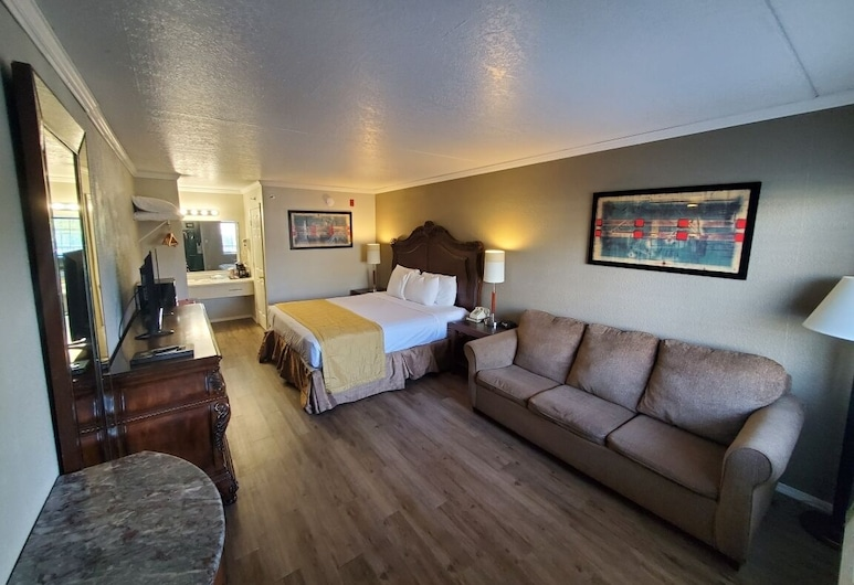 Branson King Resort and Suites, Branson, Standardzimmer, Zimmer