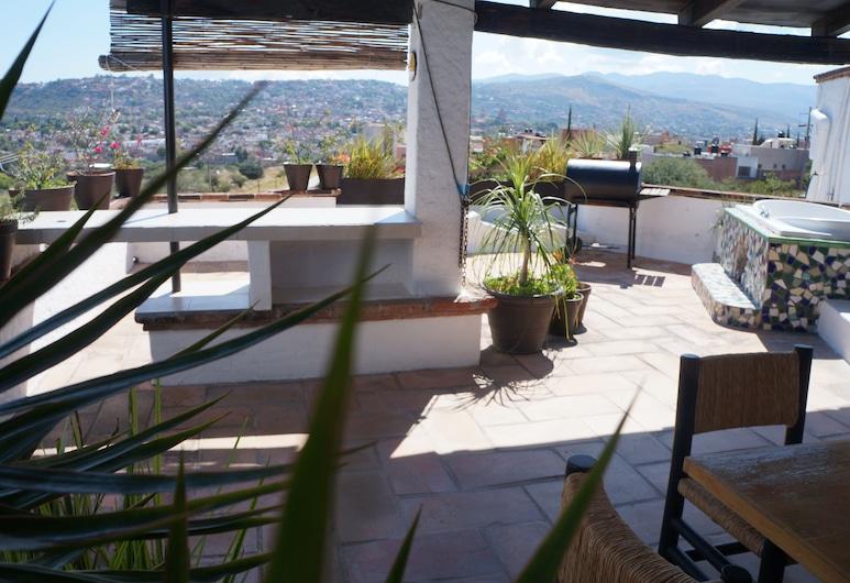 Hotel Casa Blanca San Miguel, San Miguel de Allende, Master Suite, Terrazza/Patio