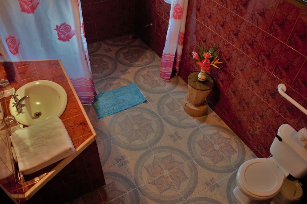 Bungalow, 1 Bedroom - Bathroom