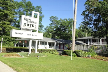 Mynd af Grand Traverse Motel í Traverse City