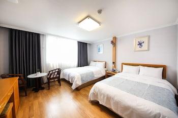 Foto Utopia Tourist Hotel di Busan