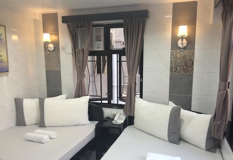 V 旅舍, 九龍, 家庭客房, 2 間臥室, 客房