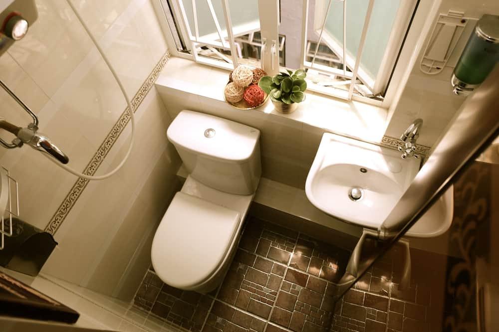 Single Bed Room - Bathroom
