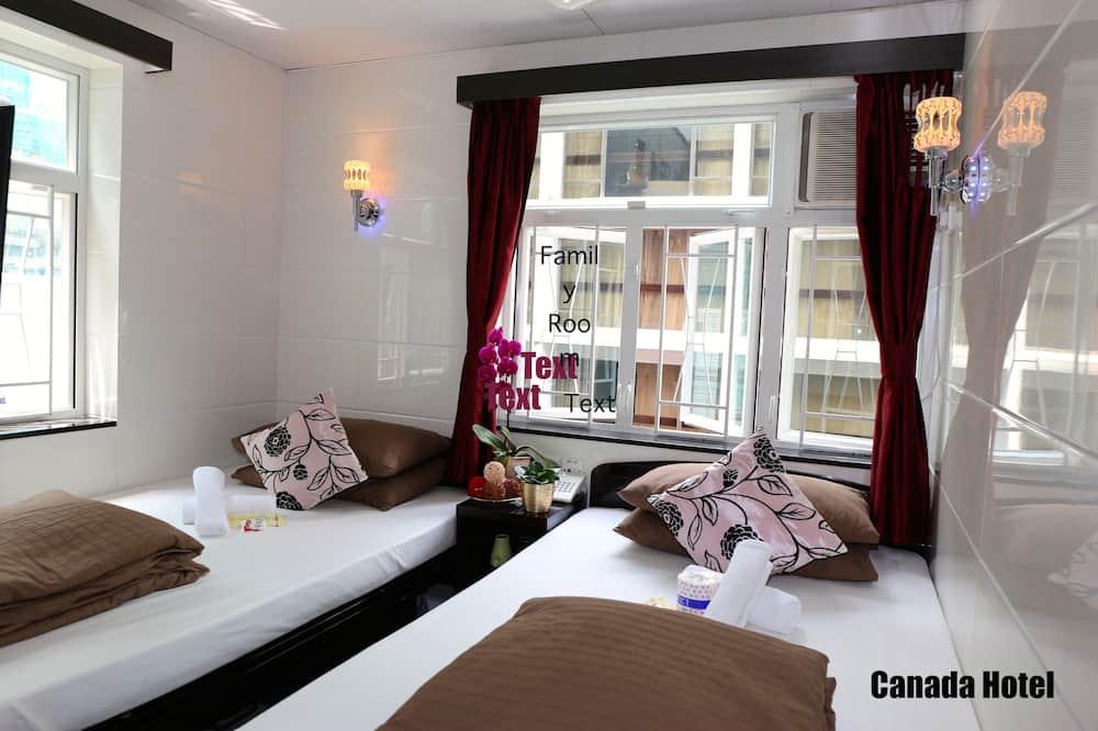 Triple Bed Room - Guest Room